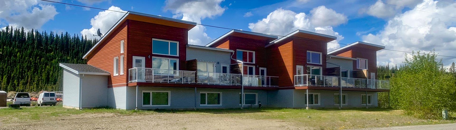 Riverbend Homes, Carmacks